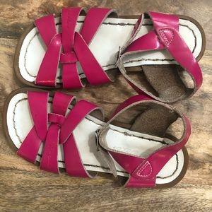 Salt water sandals Fuchsia Pink